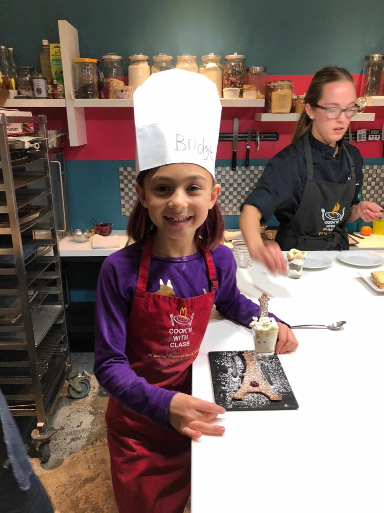Paris with kids: Cook'n with Class review