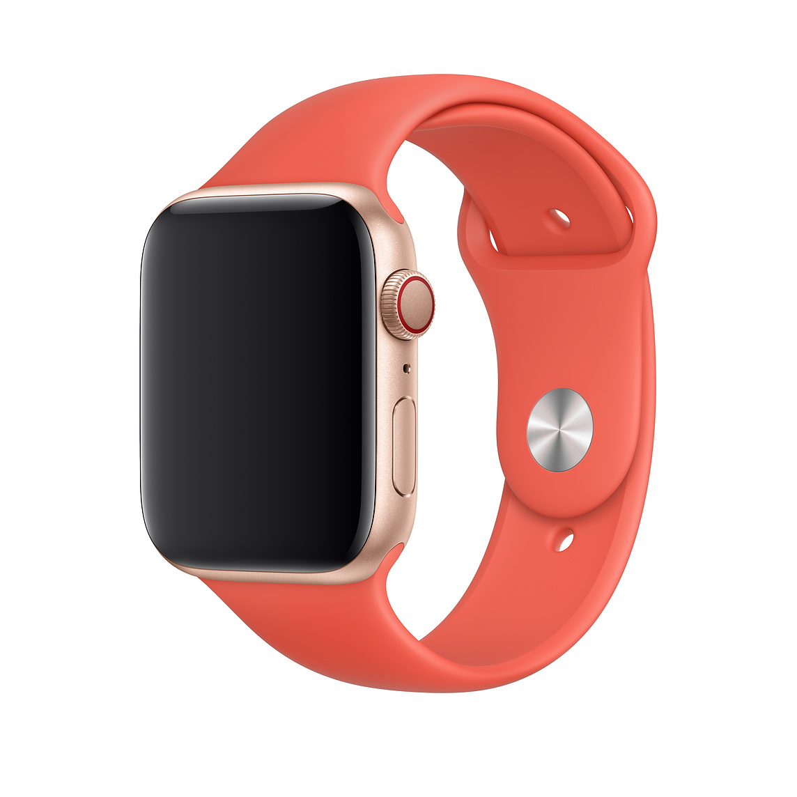 Lovely Living Coral accessories to celebrate the 2019 Pantone color of the year: Coral Apple watch band