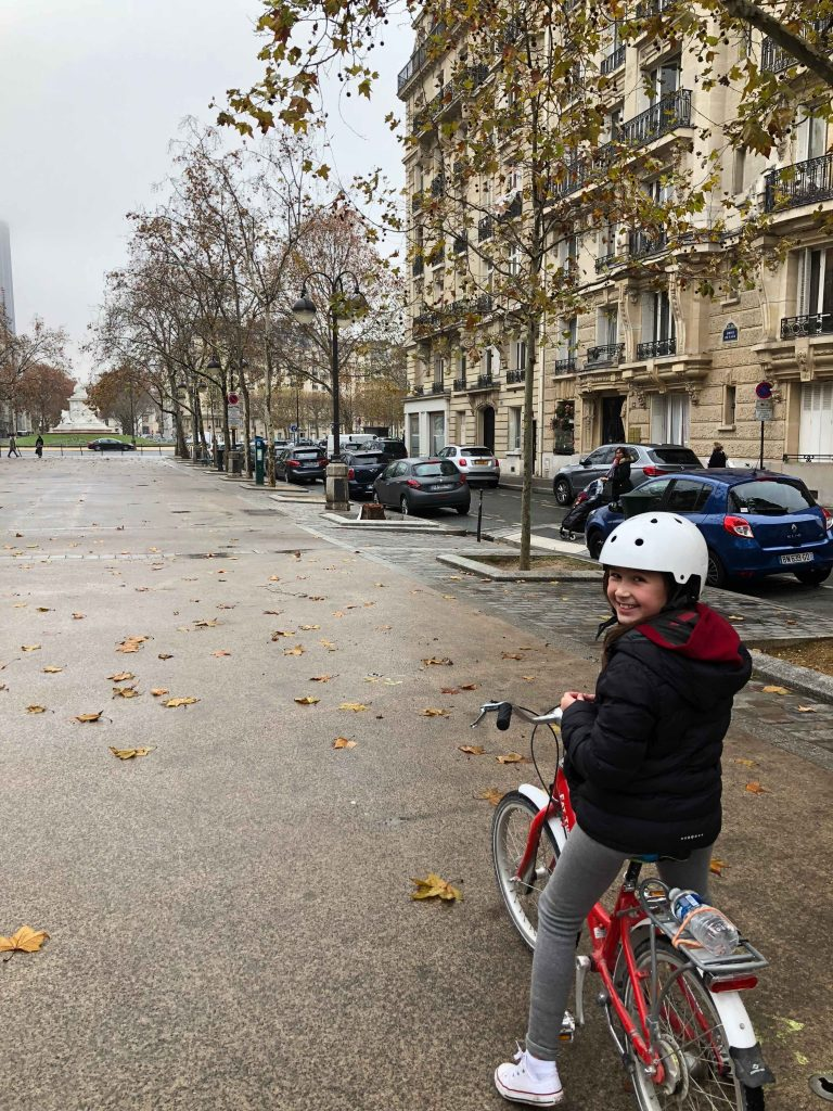 Paris with Kids: What you need to know about Fat Tire Bike Tours