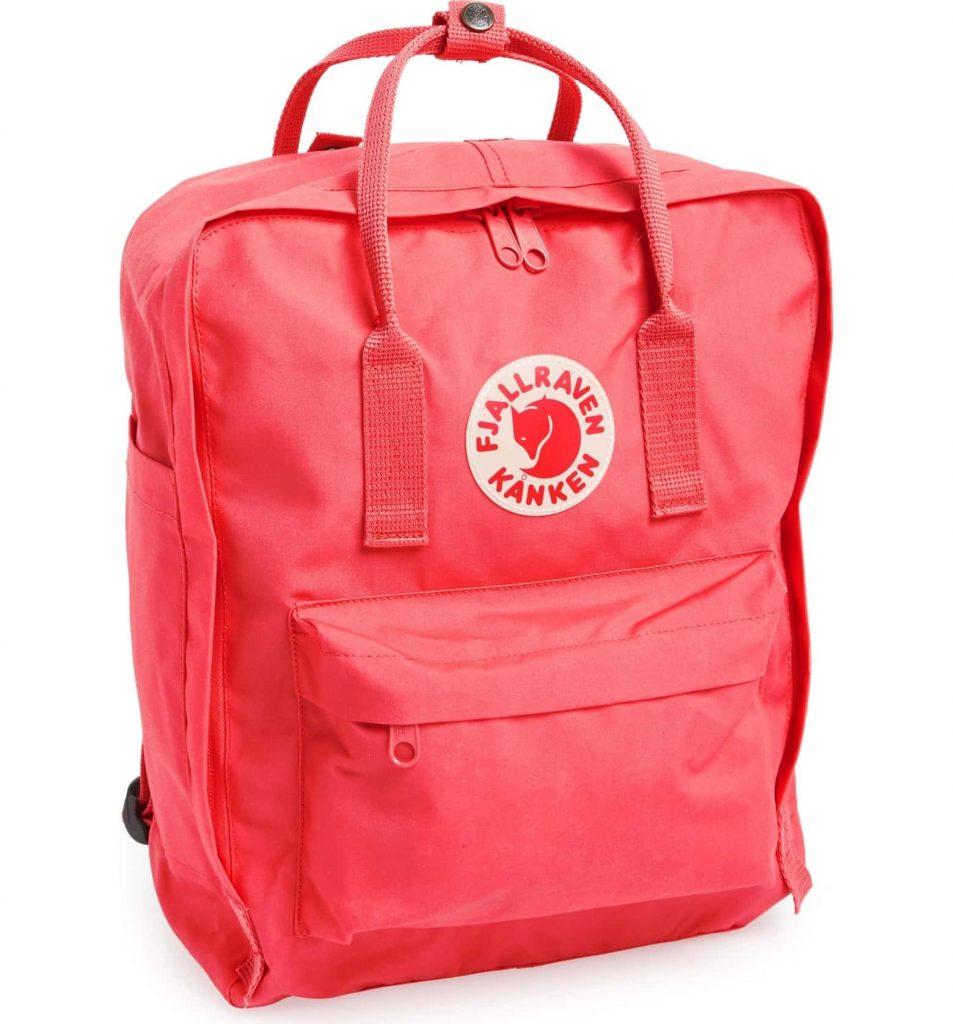Coolest backpacks for grade school: Fjallraven Kanken | Back to school guide 2019 Cool Mom Picks