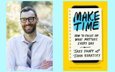 How to make more time for the things you love with Jake Knapp | Spawned Episode 138