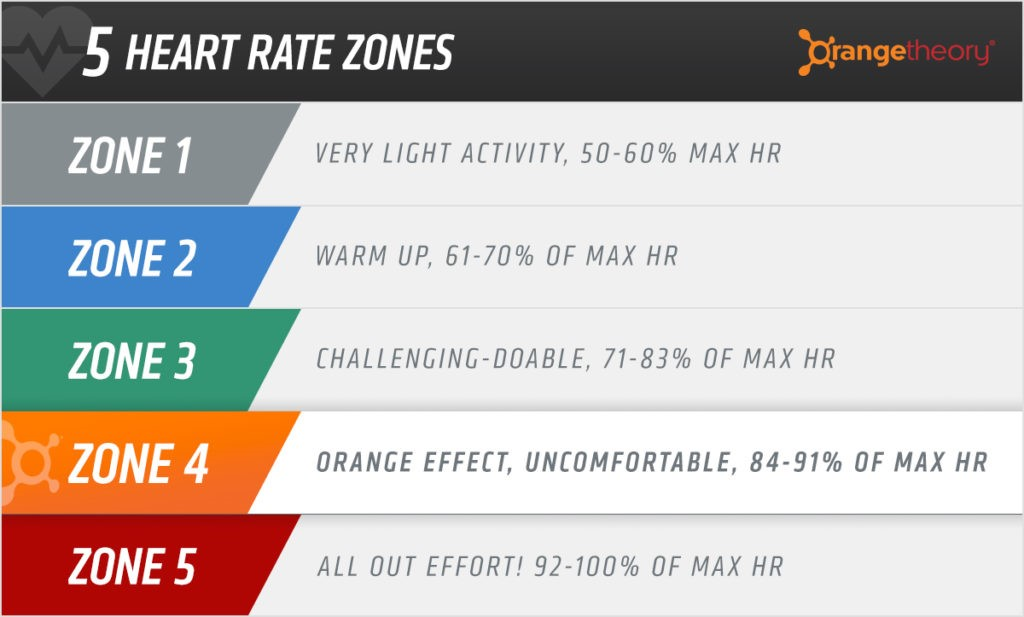 Here's how Orange Theory Fitness works | Cool Mom Picks