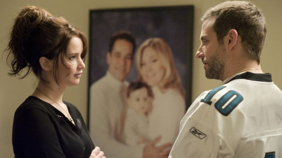 Best romantic films streaming in February: Silver LInings Playbooik