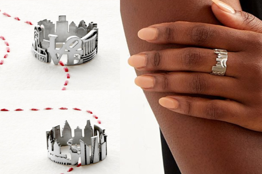 Love your city? Put a ring on it.