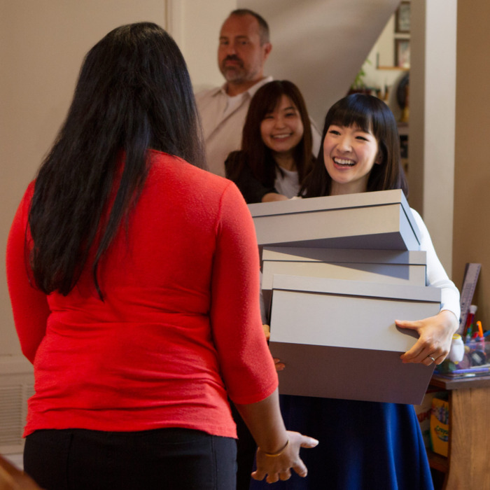 The new Tidying Up with Marie Kondo series on Netflix: What we've learned from it that we didn't from the books