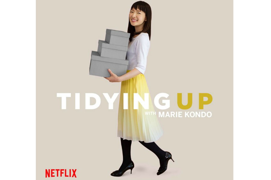 Tidying Up with Marie Kondo review: Does the new Neflix series spark joy?