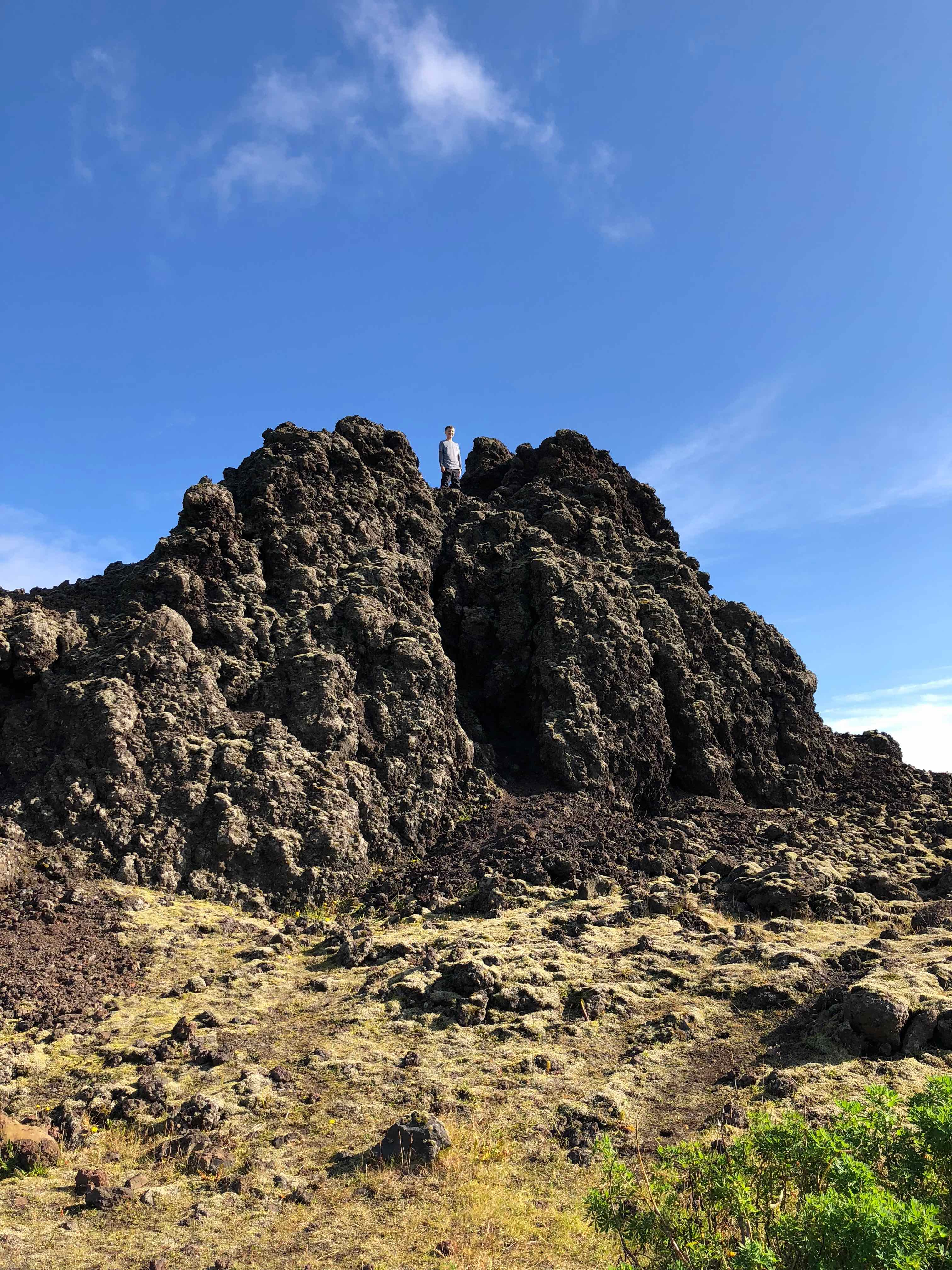Things to do on the Westman Islands with kids