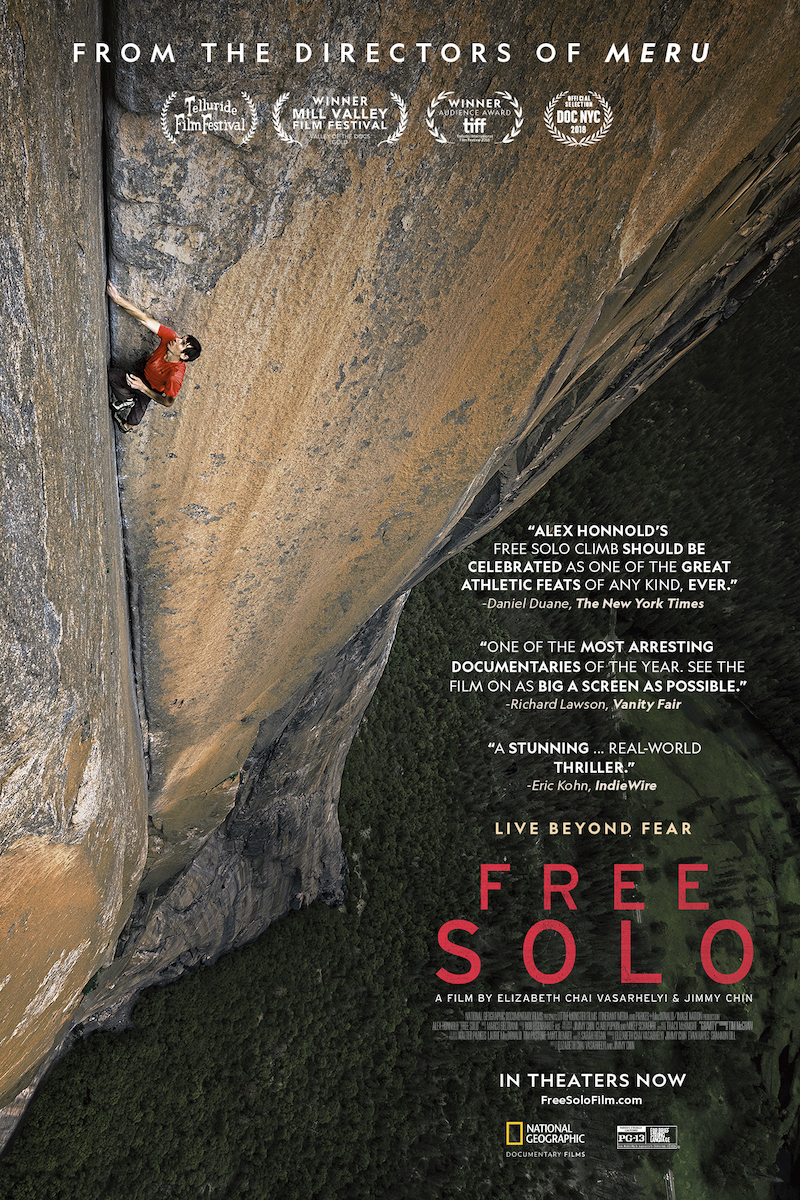 Where to watch the 2019 Oscar nominations: Free Solo