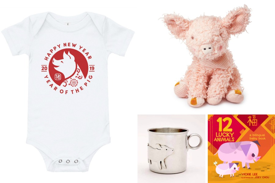 The cutest Year of the Pig baby gifts for all the 2019 little piggies