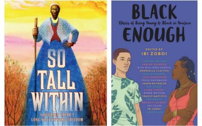 7 new must-read Black History Month book releases for kids and teens. Because Black history is American history.