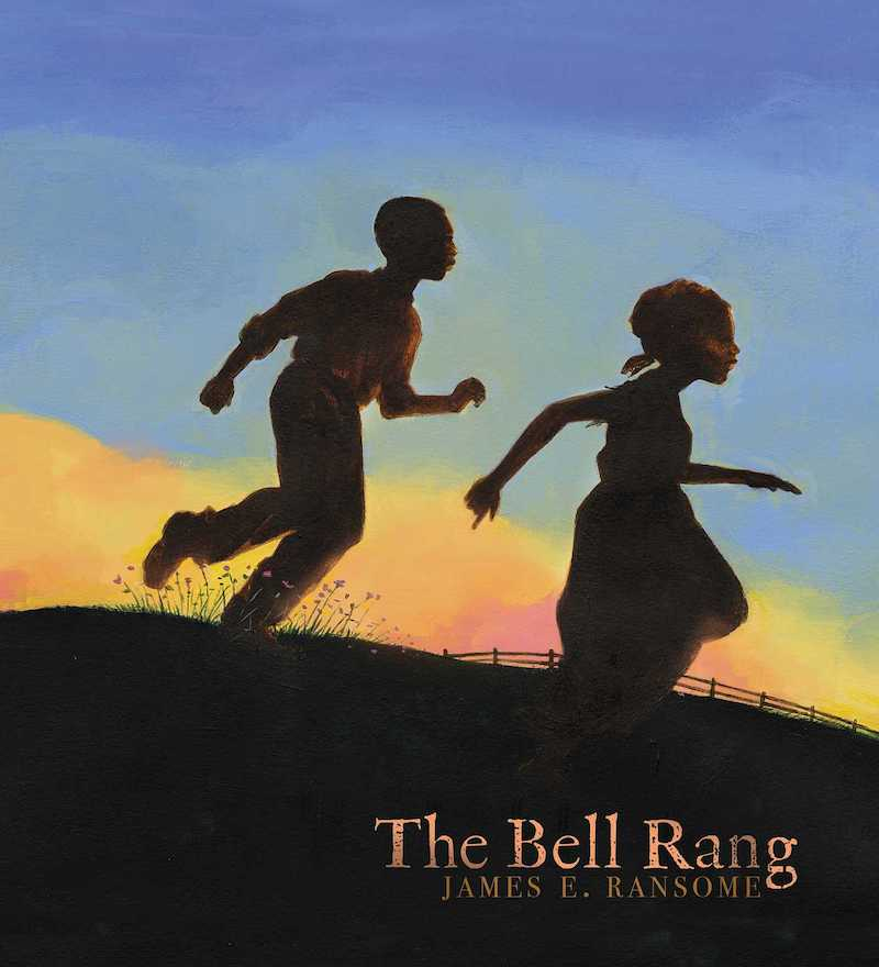 Black History Month books for kids: The Bell Rang by James E. Ransome
