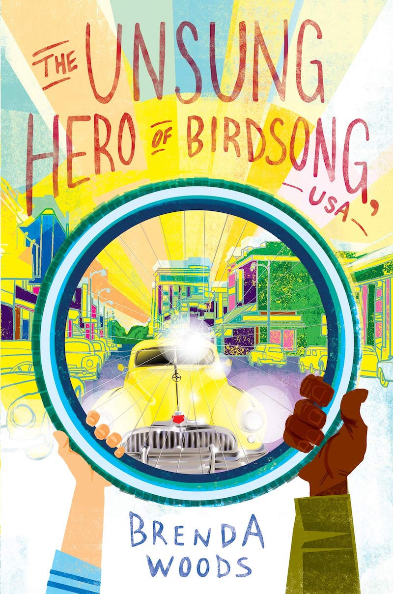 Black History Month books for kids: The Unsung Hero of Birdsong, USA by Brenda Woods