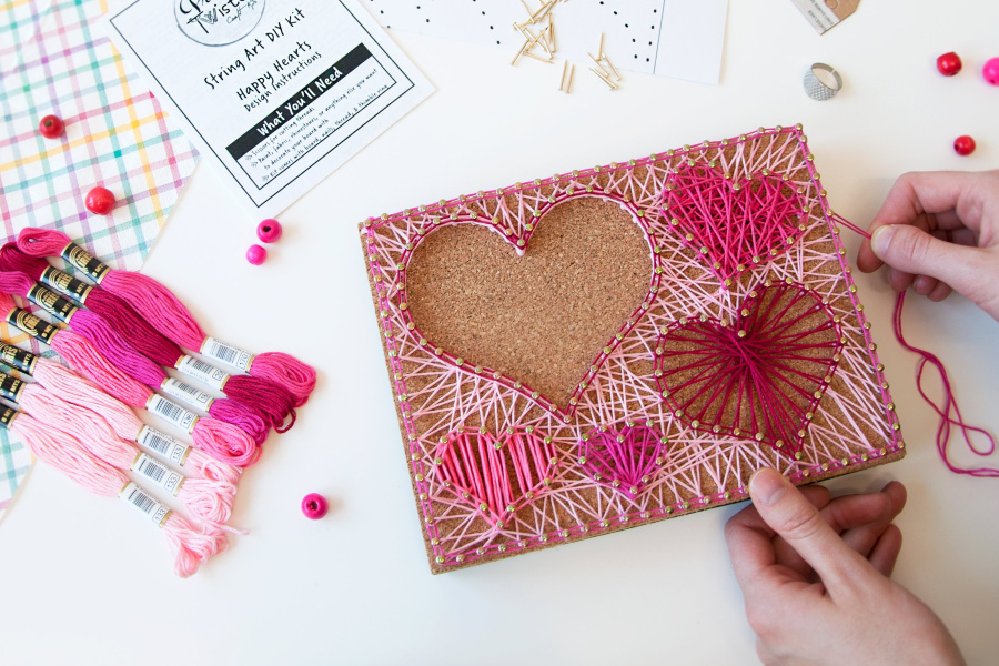 These Edgy Cool Craft Kits Let Kids Make Their Own Handmade Gifts