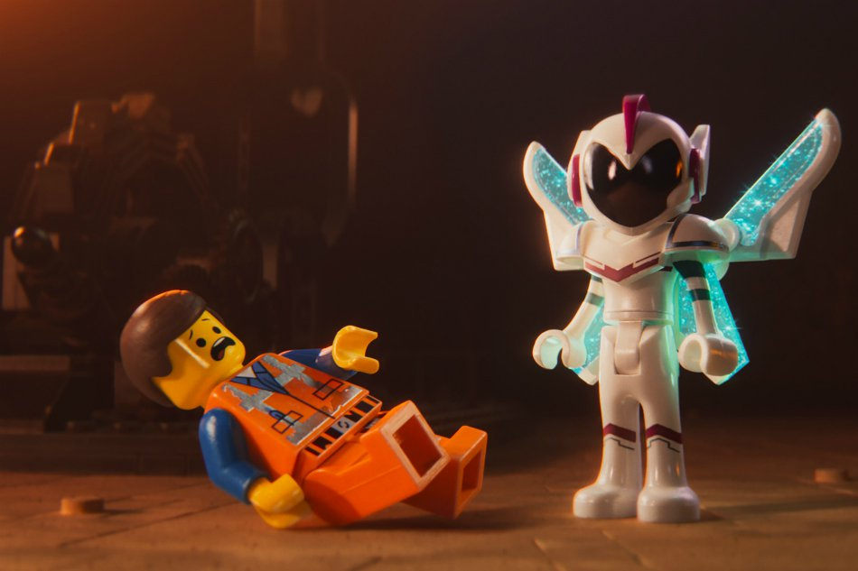 LEGO Movie 2: a parents' discussion guide to generate great conversations with kids
