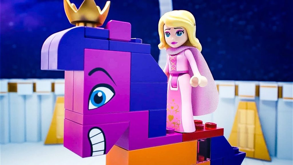 LEGO Movie 2: Questions to ask kids about gendered toys and how boys and girls play differently