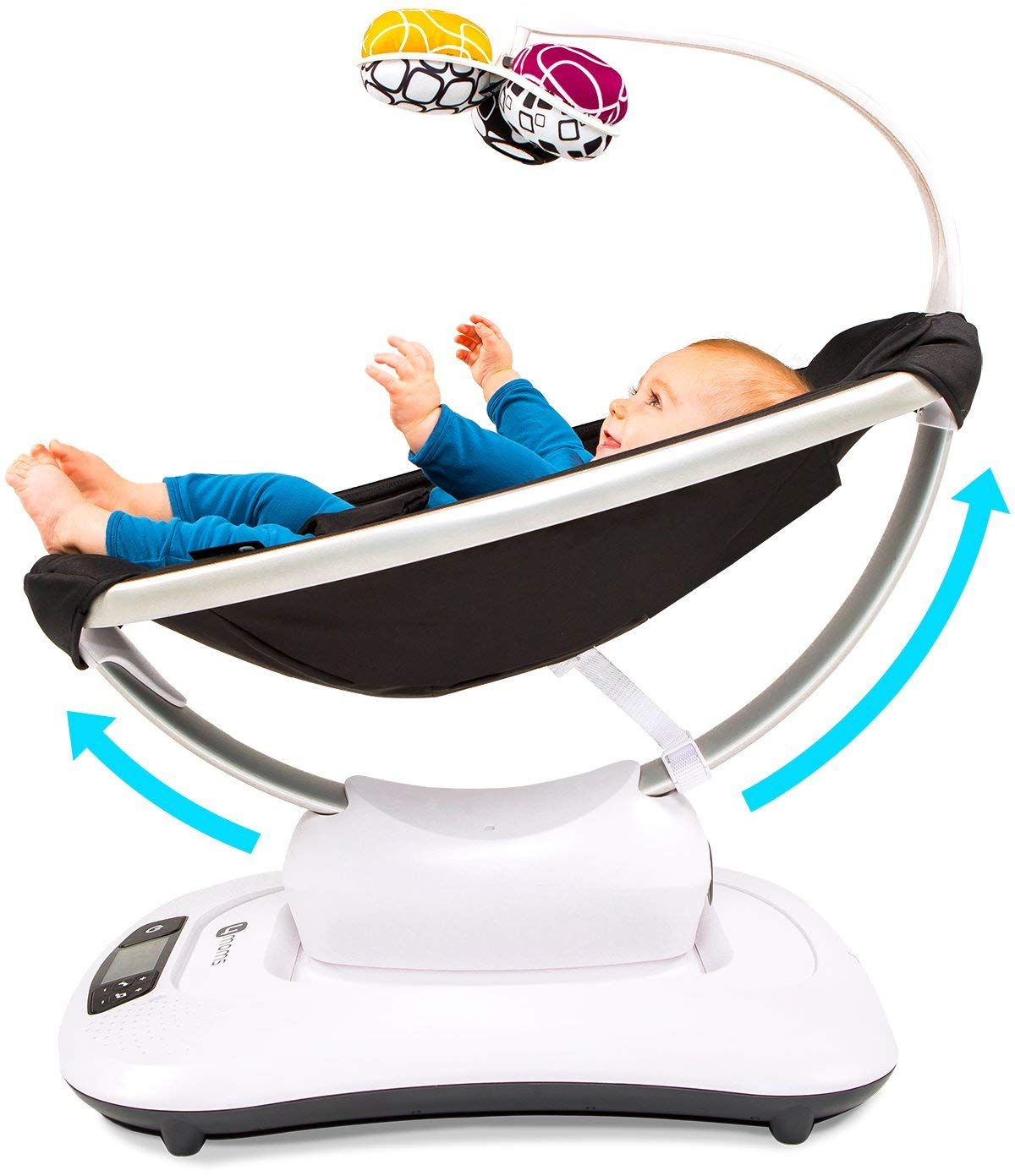 Cool smart sleepers to help parents get more sleep: 4moms mamaRoo | Amazon