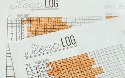 3 great printable sleep logs. Because we'll try anything, you know?