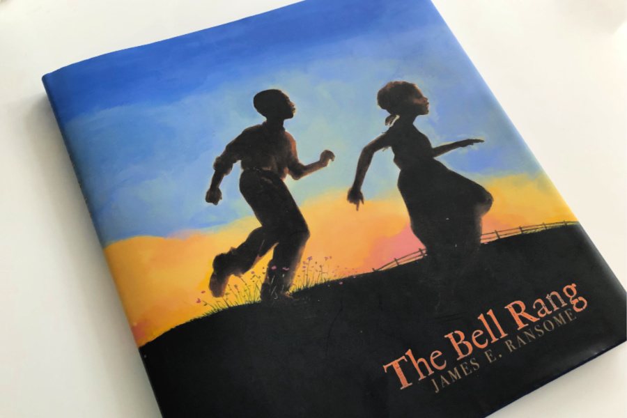 The Bell Rang: An important children's book about the realities of Black slavery and family separation.