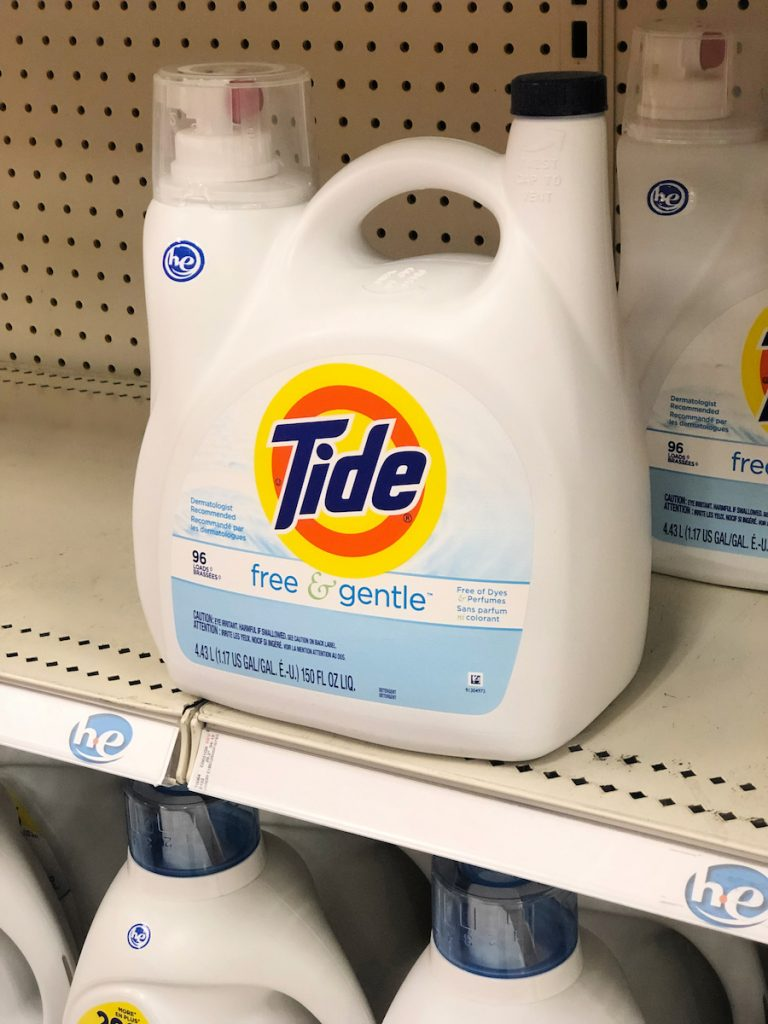 How To Get Big Coupons On The Tide Laundry Detergents You