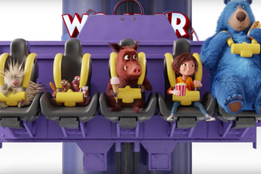 Check out the the new Wonder Park movie trailer starring Jennifer Garner, Matthew Broderick, Ken Jeong, Kenan Thompson, John Oliver…and we can't wait
