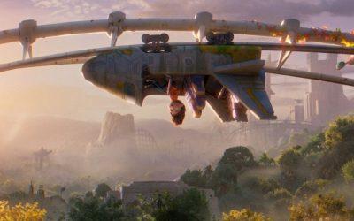The new Wonder Park movie is launching this week, starring Jennifer Garner, Matthew Broderick, Ken Jeong, Kenan Thompson, John Oliver…and we can't wait