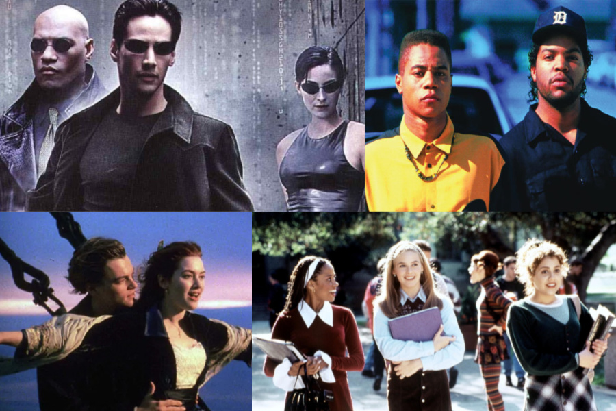 March Madness Bracket Printable: 90's Movies Edition!