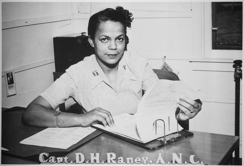 Women's History Month stories we should all know: The Black Women Nurses of WWII