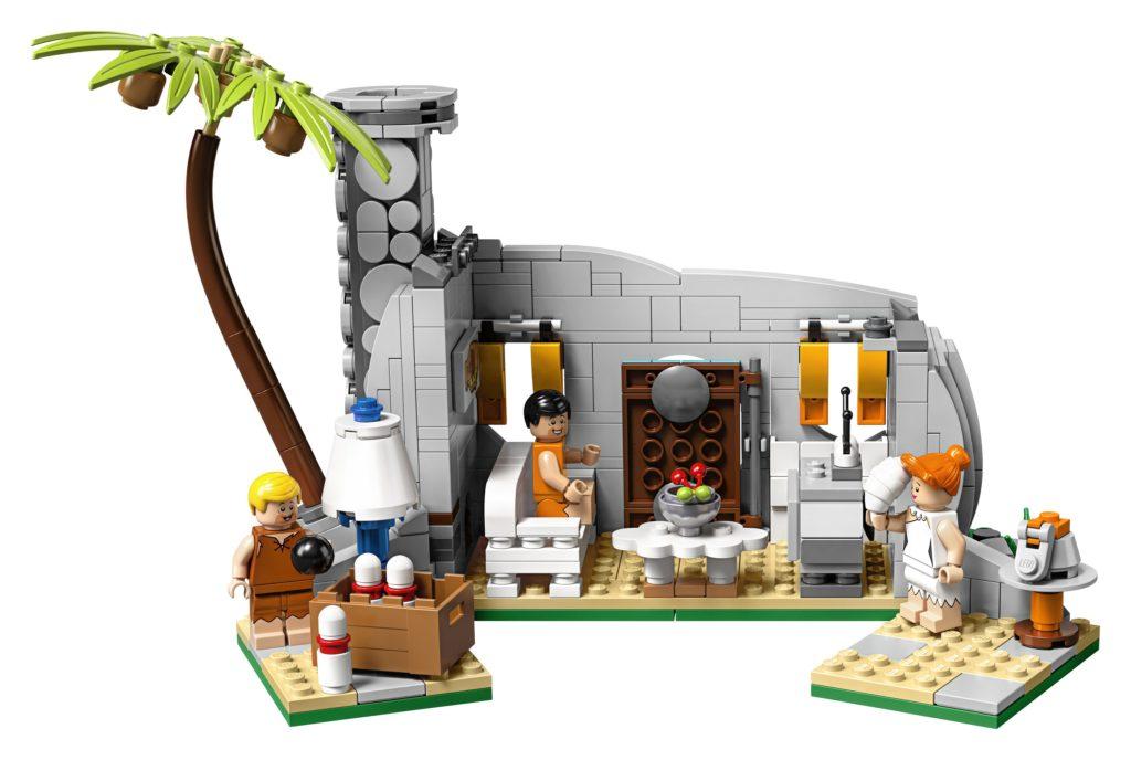 The new Flintstones Lego Set