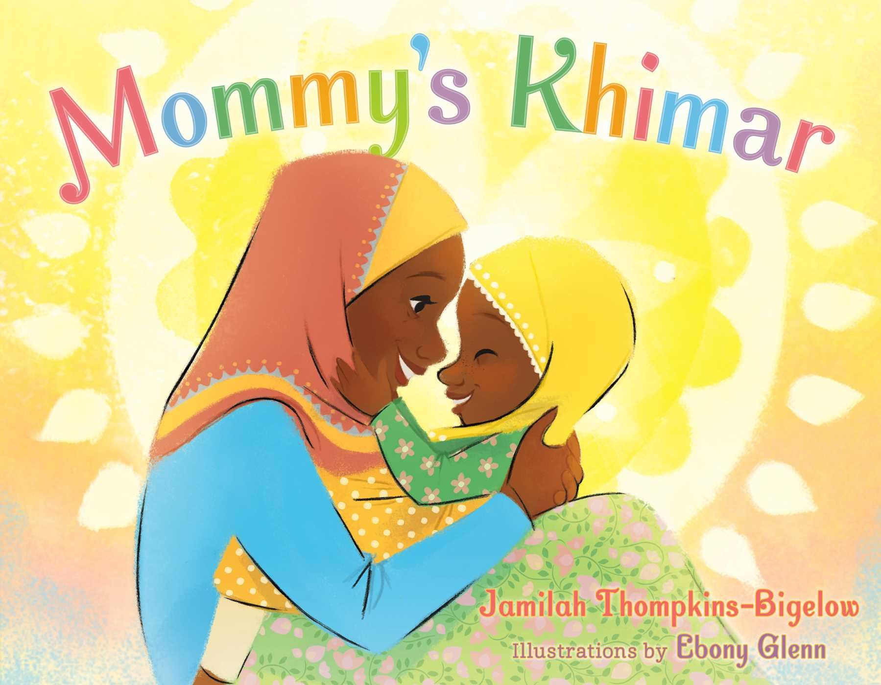 Fantastic children's books about Islam: Mommy's Khimar by Jamilah Thompkins-Bigelow