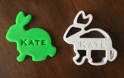 The adorable, custom Easter cookie cutters you need this spring.