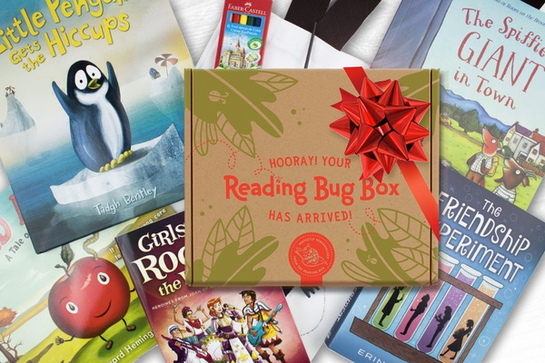 8 of the best book subscription boxes for kids of all ages