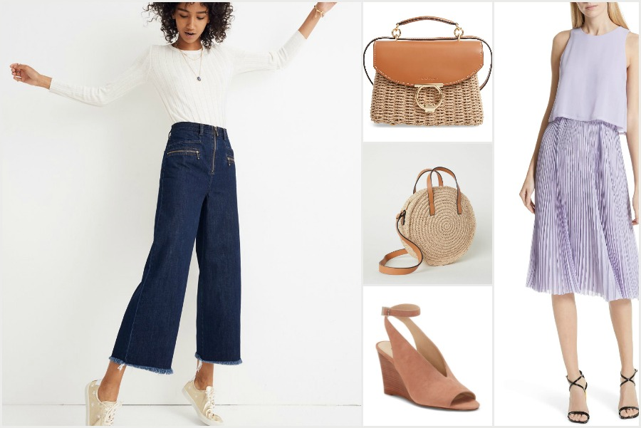 Save vs Splurge: My favorite spring 2019 fashion trends to fit any budget