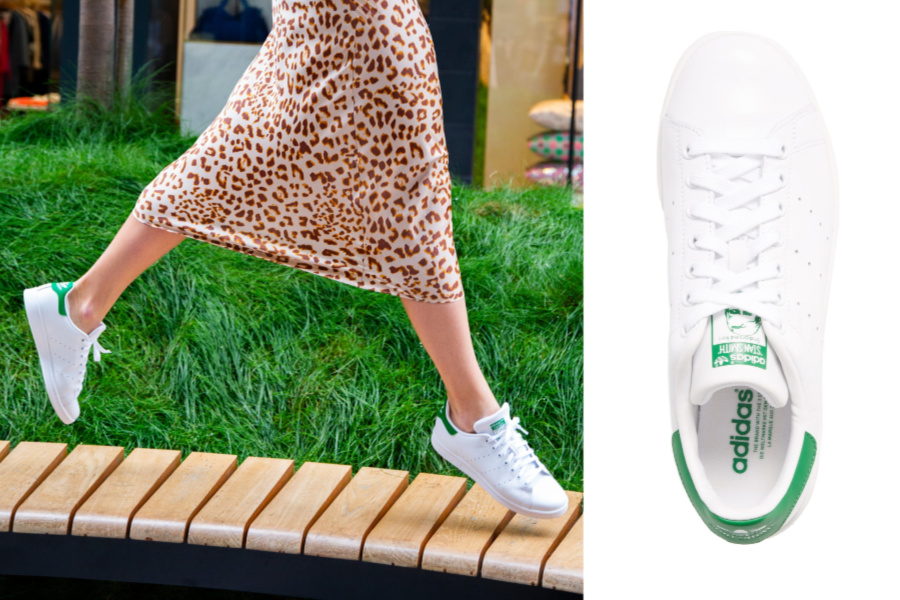 Hot trend alert: Adidas Stan Smiths are back, and it's 1972 all over again!