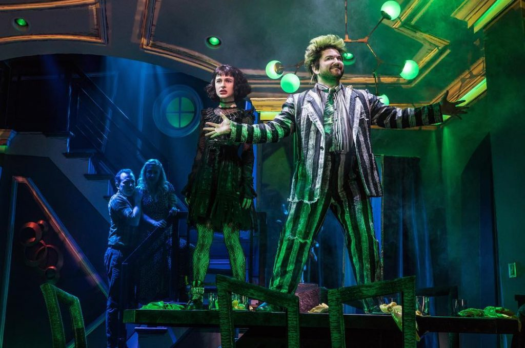 Beetlejuice Broadway: Hilarious and dark, it's a Spawned Podcast cool pick of the week