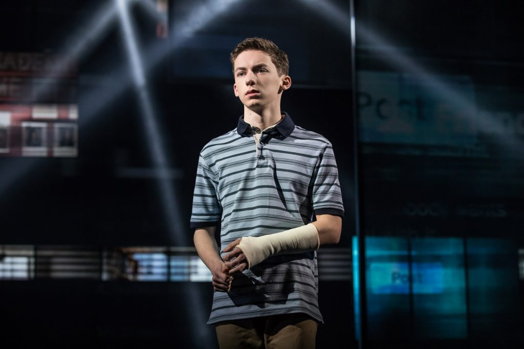 The best Broadway shows to see with older kids + teens right now: Dear Evan Hansen
