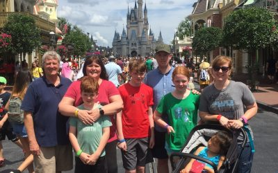 10 tips for a Disney World vacation with kids with special needs. It can be magical!