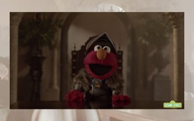 We're kind of freaking out over this Game of Thrones Sesame Street video