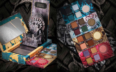 The Urban Decay x Game of Thrones line is coming. Just like winter, as you may have heard.