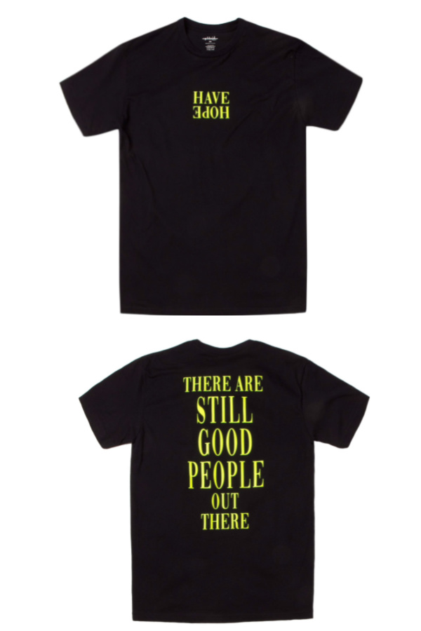 Have hope: There are still good people out there | tee via Phluid Project