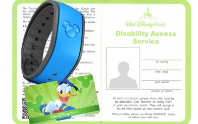 How does Disney's Disability Access Service card (DAS) work? This mom lays it out for you.