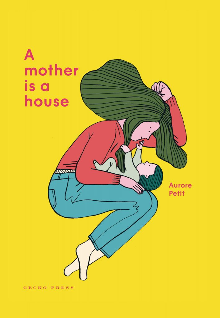 Mother's Day gifts under $25: A Mother Is a House by Aurore Petit