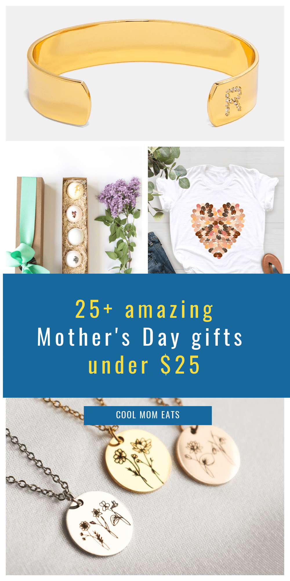 25+ amazing Mother's Day gifts under $25 | Cool Mom Picks