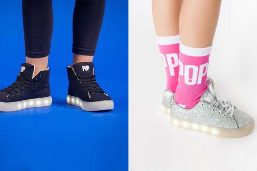 Why POP light up sneakers for kids are the hottest thing in