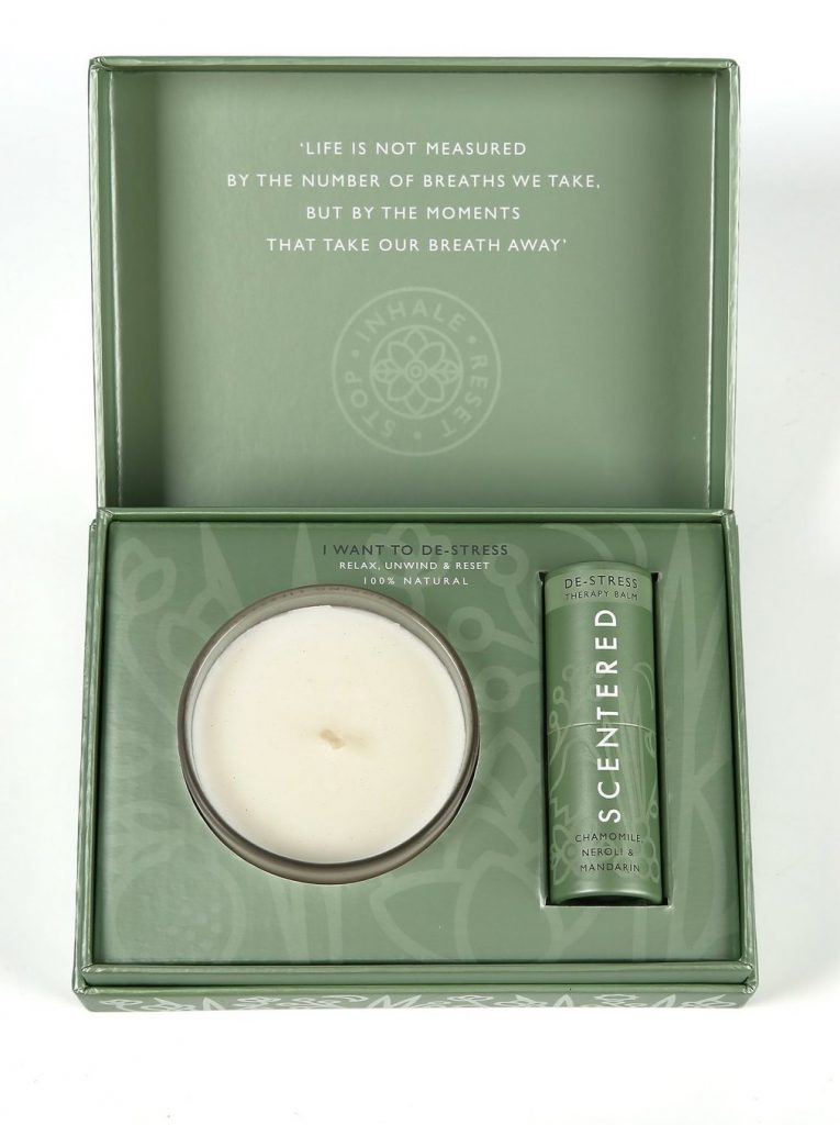 Self-care gifts for moms on Mother's Day: Scentered aromatherapy gift sets are just wonderful