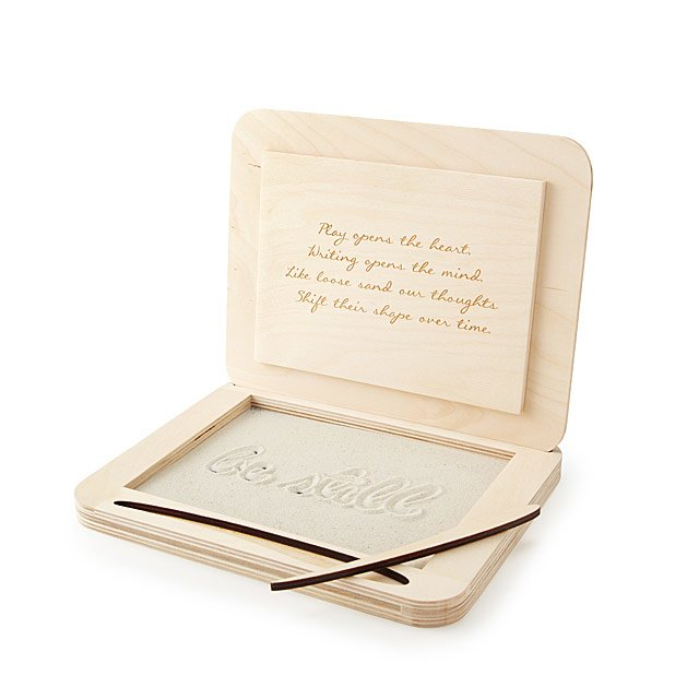 Self-care gifts for mom: A custom meditation box by Jayne Riew at Uncommon Goods