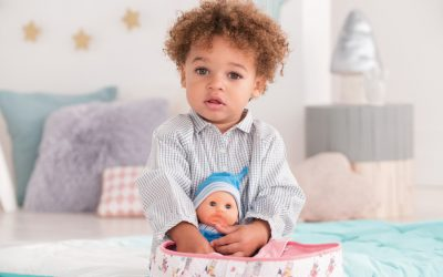 7 important reasons that children need baby dolls — both girls AND boys