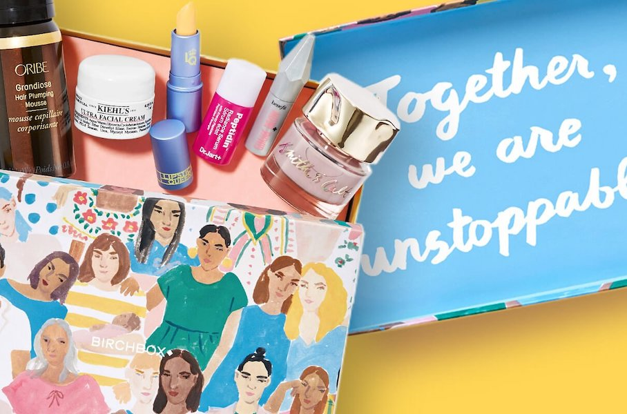 The beauty box for mom that we all want for Mother's Day: Birchbox x Female Founder Collective
