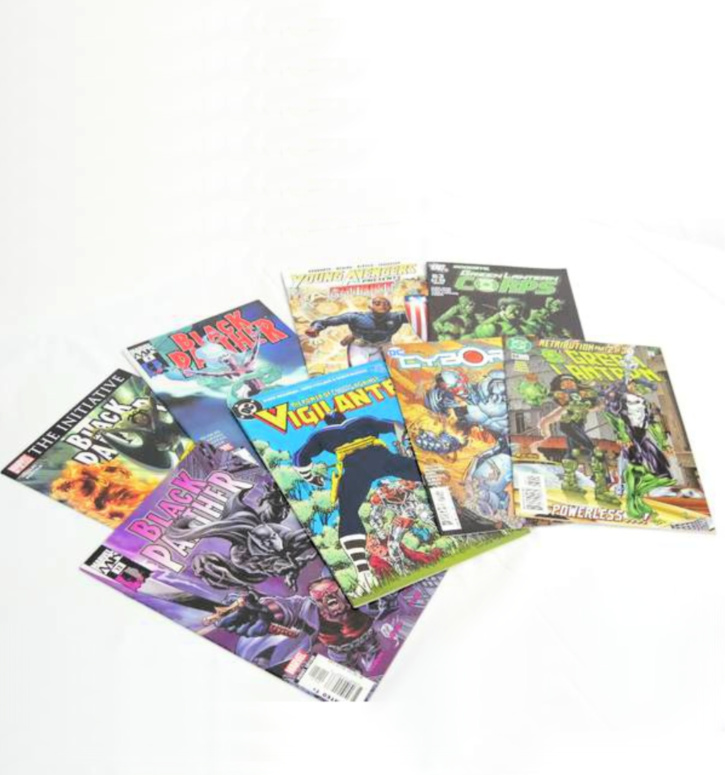 Cool Father's Day gifts under $15: SquadShop comic subscription featuring heroes of color