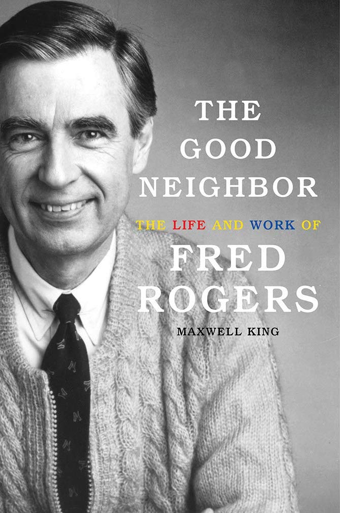 Cool Father's Day gifts under $15: The Good Neighbor book / Fred Rogers biography