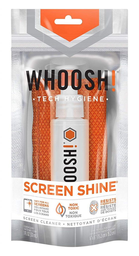 Cool Father's Day gifts under $15: Whoosh screenshine kit